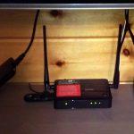 Роутер Zixel Keenetic 4G-III и модем