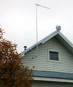 Вариант установки антенны для усиления 3G интернета в деревне Пекишево Кувшиновского района