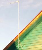Вариант установки антенны для усиления 3G интернета в деревне Каравайцево Кувшиновского района